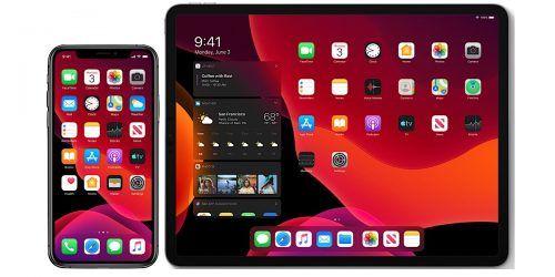 Beta de iOS 13 y iPad OS