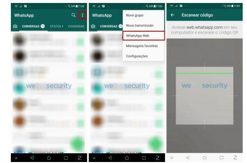 Secuestrar una cuenta de WhatsApp