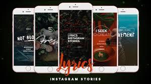 Instagram Lyrics