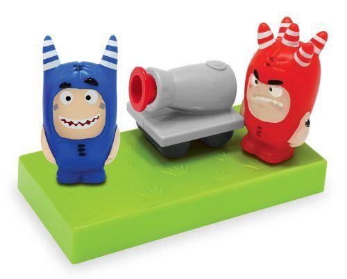 juguetes de Oddbods en México