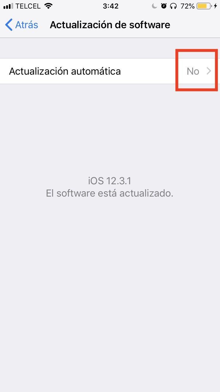 Privacidad y seguridad de iPhone