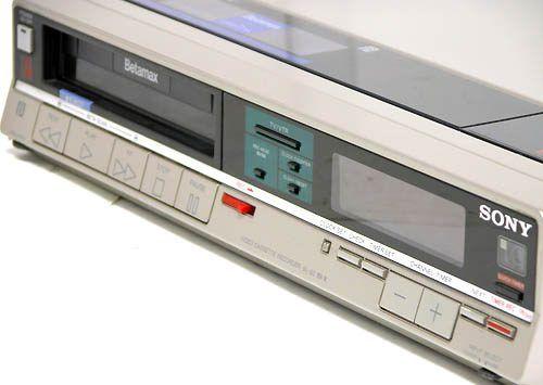 Sony Betamax SL-20