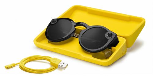 Qué son los Spectacles de Snapchat