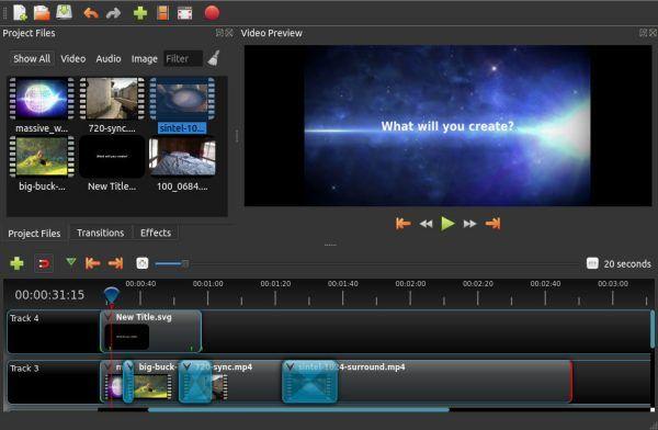 Los mejores editores de video
