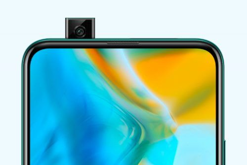 Huawei Y9 Prime pop up camera