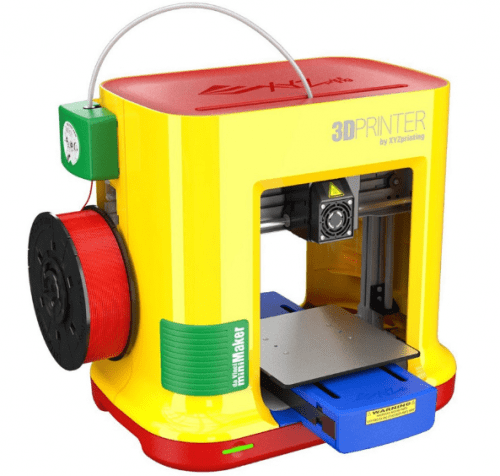XYZprinting - Da Vinci miniMaker 3D