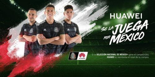Huawei se la juega por México Huawei México