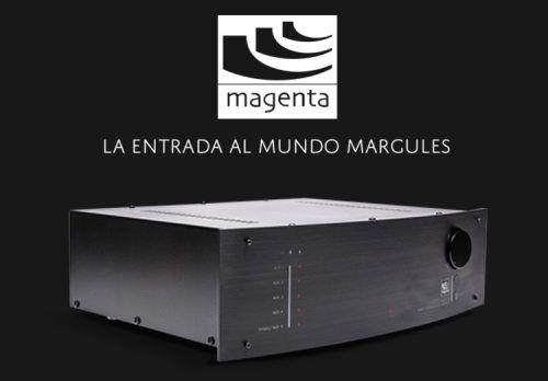 Magenta Margules