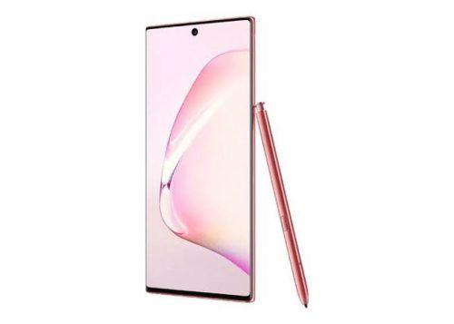 Samsung Galaxy Note 10 rose gold