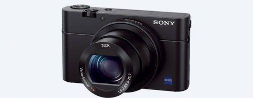 Sony XR100 III