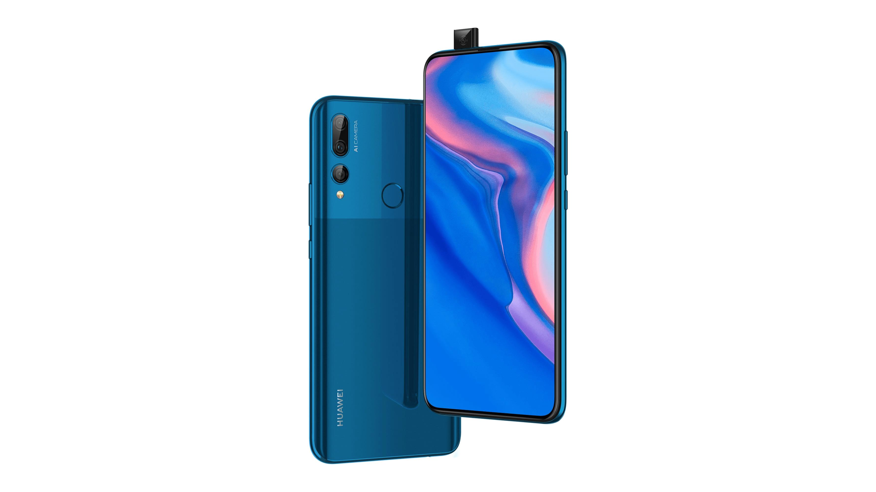 Huawei Y9 Prime VS Samsung A80