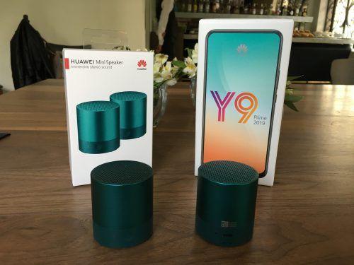 Comprar Huawei Y9 Prime 2019
