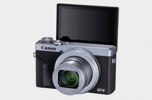 Canon G7 X Mark 3