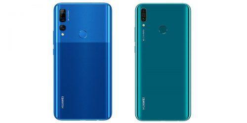 Huawei Y9 Prime 2019 vs Y9 2019