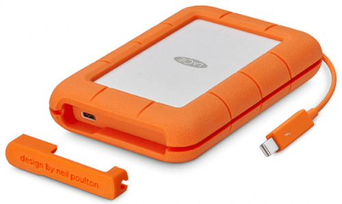 Disco duro LaCie Rugged