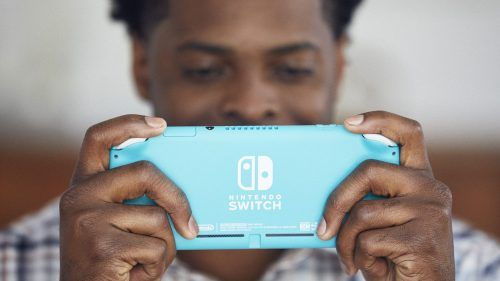 Nintendo Switch Lite