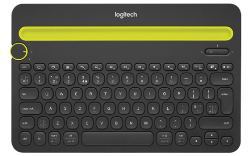 Teclado Logitech K480
