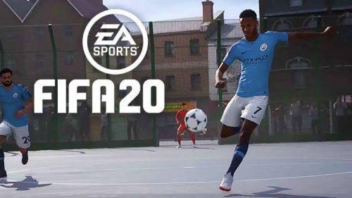 Volta FIFA 20