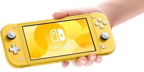 Precio del Nintendo Switch Lite en México