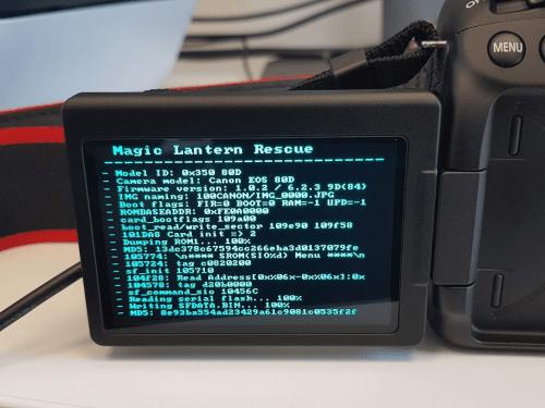 Ransomware DSLR