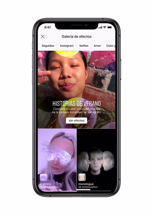 Spark AR Crear filtros de Instagram Stories