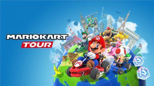 lanzamiento de Mario Kart Tour