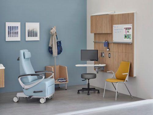 Muebles para consultorio médico