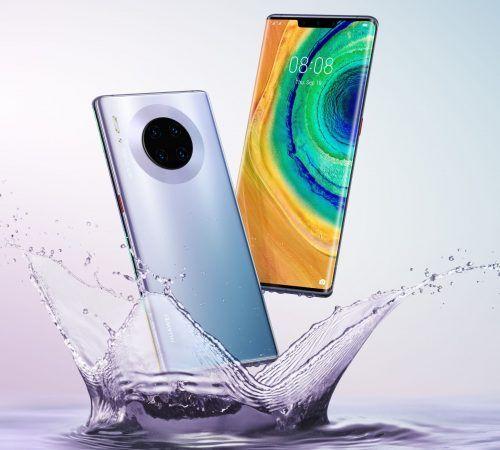 Filtración del Huawei Mate 30 Pro