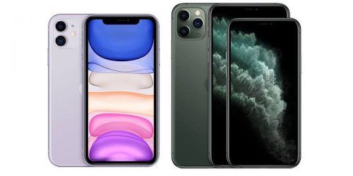 Qué iPhone comprar 2019