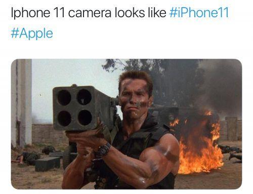 Memes del iPhone 11