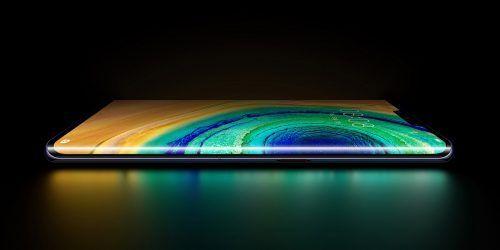 Huawei Mate 30 Pro tamaño de portada