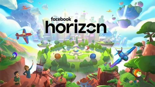 Facebook Horizon Oculus