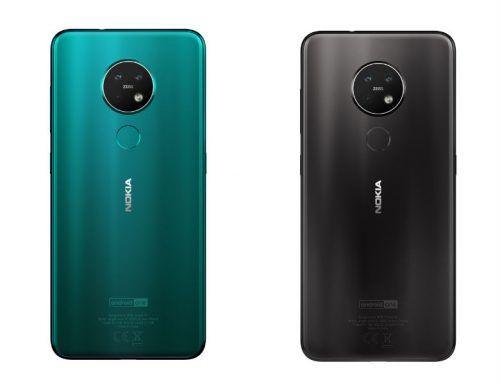 Nokia 7.2 y Nokia 6.2