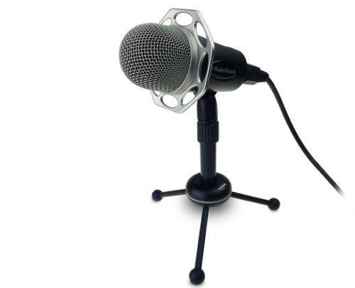 Micrófonos para podcast alámbrico