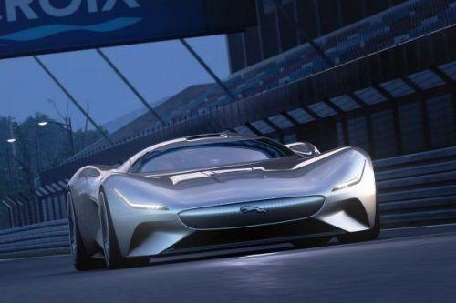 Jaguar en Gran Turismo