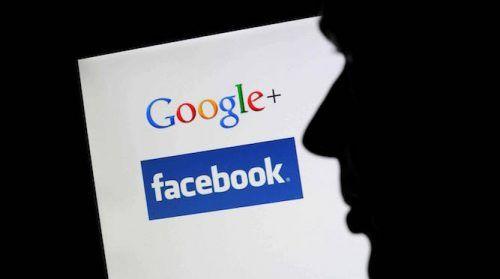 Facebook y Google en México