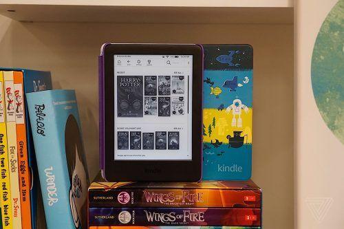 Kindle para niños
