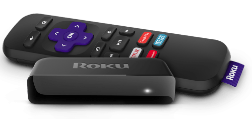 Roku Apple TV