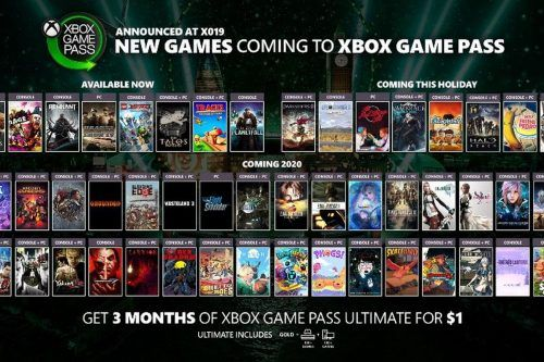 Final Fantasy Xbox Game Pass