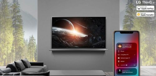 Smart TV Apple TV Plus en México