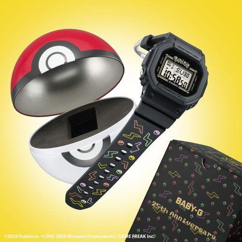 Reloj Casio de Pikachu