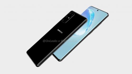 Primeros renders del Samsung Galaxy S11