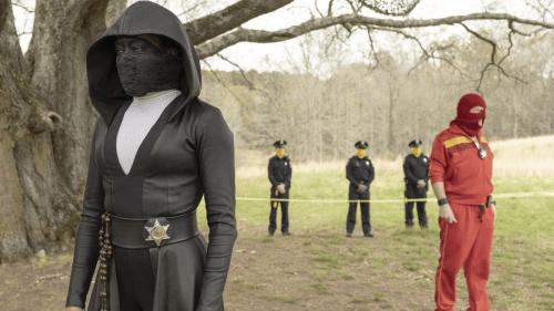 Watchmen en HBO