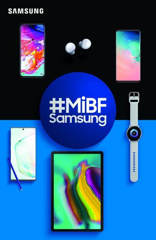 Samsung en El Buen Fin 2019