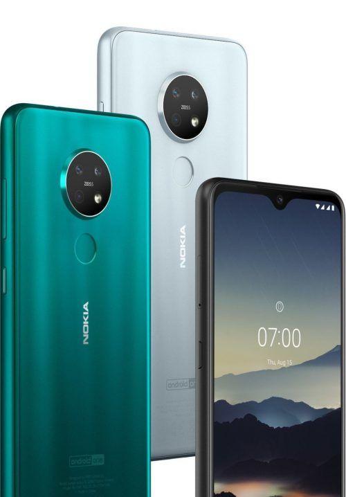 Nokia 6.2 en México