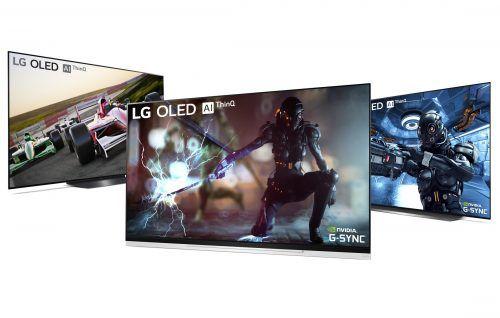 LG OLED QLED NanoCell TV