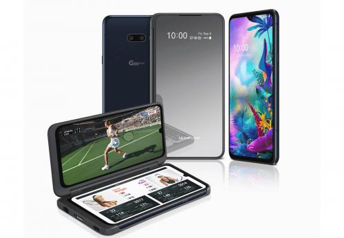 LG G8X ThinQ en México