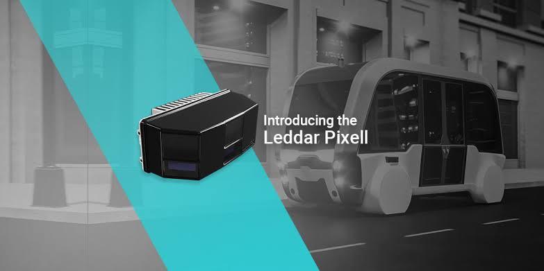 CES 2020 LeddarTech