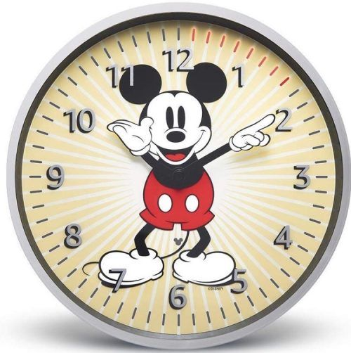 Amazon Echo Wall Clock de Mickey Mouse