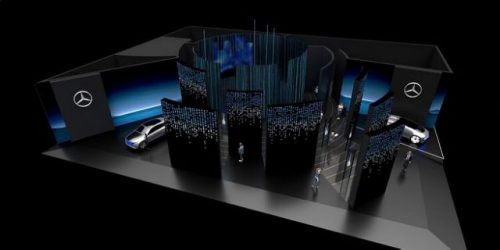 Mercedes Benz CES 2020